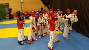 Junior TKD