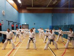 Veterans Taekwondo in Berkshire