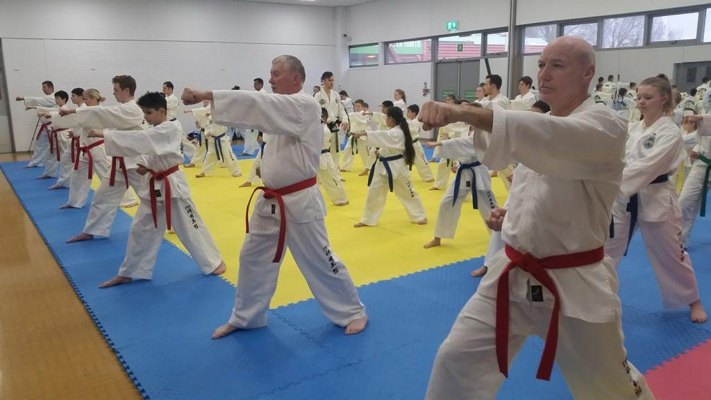 Veterans Taekwondo