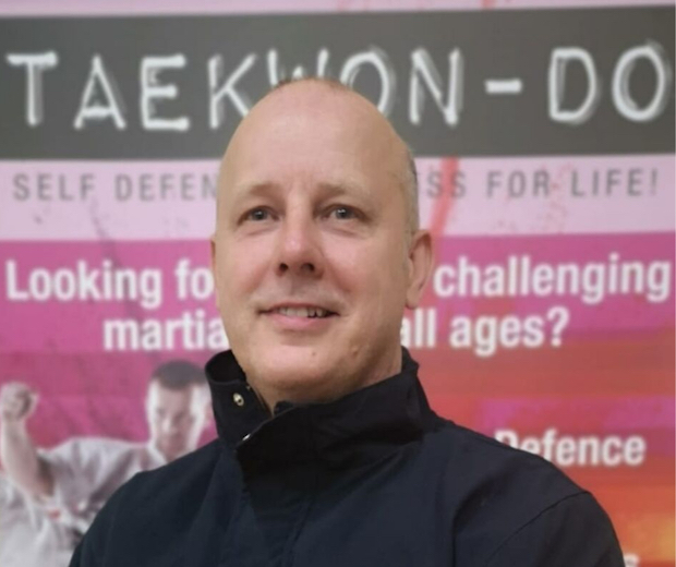 Gary Nelson - martial arts instructor in Reading