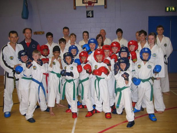 Martial Arts team in Reading