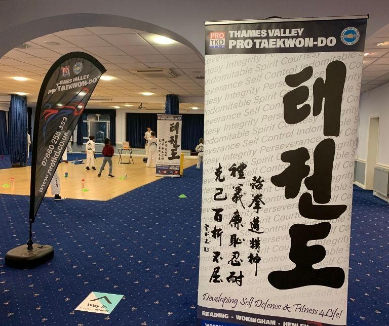 Free Taekwon-do trial in Reading, Berkhire