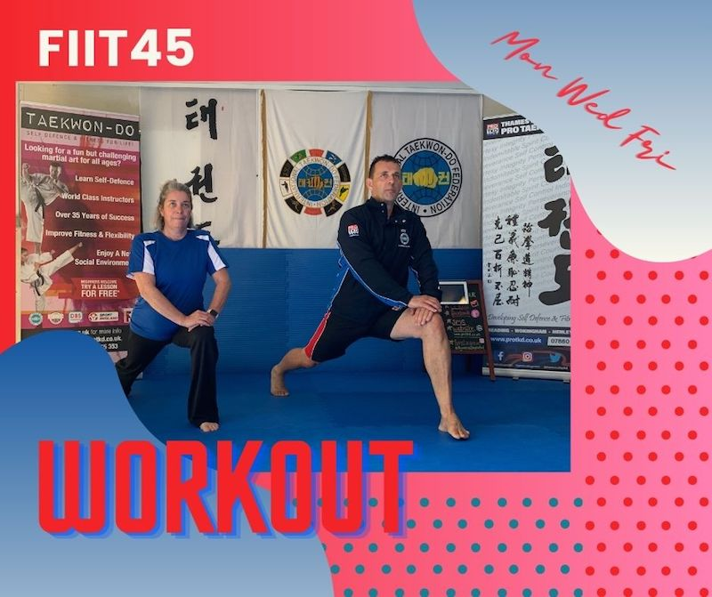 Martial Arts At Home - learn martial arts with us