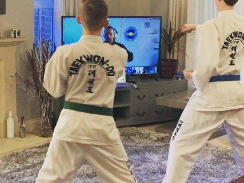 NewnhamBoysTaekwondo